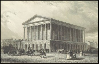 Image: Birmingham Town Hall by T Roscoe